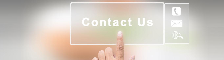 Contact slider